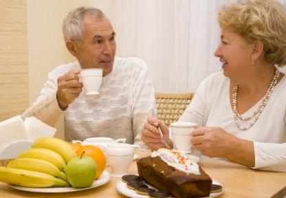 Auch im Alter glücklich Zuhause wohnen